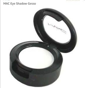 Used twice, MAC gesso matte eyeshadow